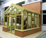 鋁合金陽光房型材批發