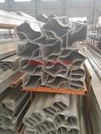 根据客户图纸开模生产各类铝型材