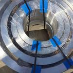 鋁管鍛件500*100
