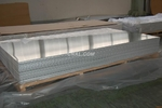 鋁合金防滑鋁板楚雄州5052-H112鋁板