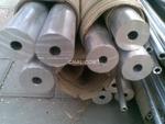 擠壓鋁管130*10鋁管外圓內方鋁管