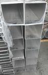 矩形铝管,6063铝方管