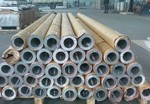 电机铝壳,厚壁铝管,6063铝管