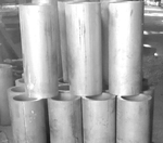 大口徑鋁管厚壁鋁管廠家直供切割