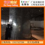 新疆博尔塔拉银灰色铝板厂家富腾建材厂家直销铝单板幕墙翻新