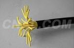 多芯缠绕屏蔽线KVVP,屏蔽控制电缆