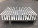 高導熱性能鋁型材路燈散熱器