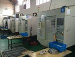CNC加工工业散热器铝型材