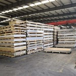 建築幕�� 拉閘門鋁板 6005環保鋁板