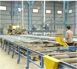 南海铝材厂生产净化车间移动铝型材