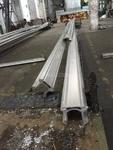 液压台车用的铝质推进梁