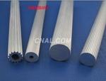 国标6063拉花铝棒、AL6063铝棒价格