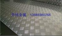 热轧3003压花铝板 防锈花纹铝板