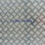 小五条筋花纹铝板6061厂家库存