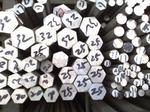 国标易氧化6063六角铝棒