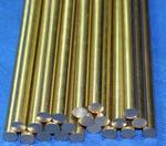 精抽H62环保黄铜圆棒