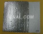 单面纯铝箔复合单层气泡膜隔热材料
