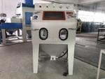 手动喷砂机 箱式手动喷砂机厂家