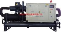 硬質氧化專用-螺桿式冷凍機