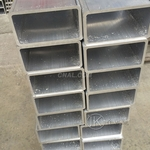 國標環保6063鋁方管_6061鋁扁條