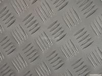 销售花纹铝板LY12五条筋花纹铝板