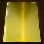 直供H59 H62 H70黃銅板