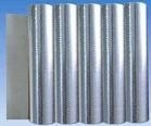 复合铝箔玻仟布 阻燃复合铝箔布