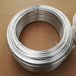 供应1050纯铝管 铝盘管