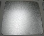 铝板喷砂处理、喷砂铝板