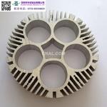 設備散熱用鋁合金散熱器型材