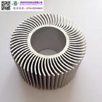 深圳市中亞鋁業有限公司廣東鋁材廠家太陽花散熱器鋁型材