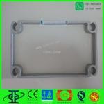 166X88篷房鋁管型材