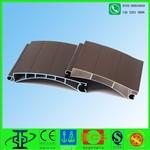供應鋁合金電動卷閘門鋁材