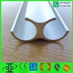 供应铝合金电动水晶卷帘门铝材
