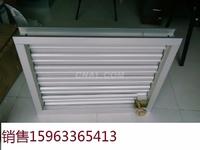 铝合金双层防雨调节百叶窗LBC-D