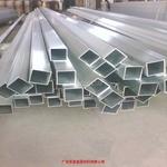 擠壓鋁方通  木紋鋁方管6063