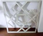 倣古茶樓鋁藝窗花 二樓雅間鋁隔斷