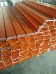 木纹方管建筑铝型材