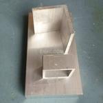 厂家现货铝方管合金型材阳极氧化
