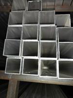 现货供应6063铝方管25*25*3mm