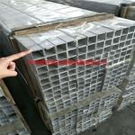 天津6063圆角铝方管库存大量现货