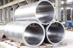 天津铝管厂 锻件大口径铝管加工