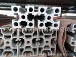 圍場工業鋁型材噴砂磨廠家直銷