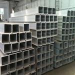 天津 國標鋁方管 大口徑厚壁鋁管