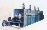 傳送帶式回火電阻爐