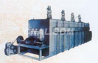 传送带式回火电阻炉