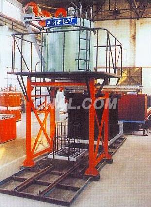 立式圆形铝合金固溶处理炉