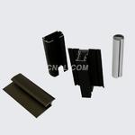 加工鋁管 LY12工業鋁管 鋁方管