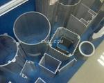 生产无缝铝管 挤压铝管 异形铝管