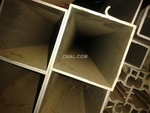 合金铝管 铝方管 角铝 铝排